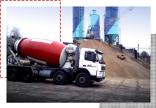 beton Bielsko, betoniarnia Bielsko, cena betonu Bielsko