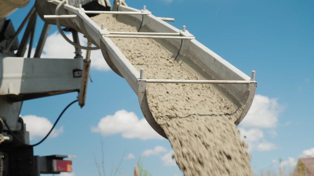 beton towarowy w betoniarni Bielsko Biała